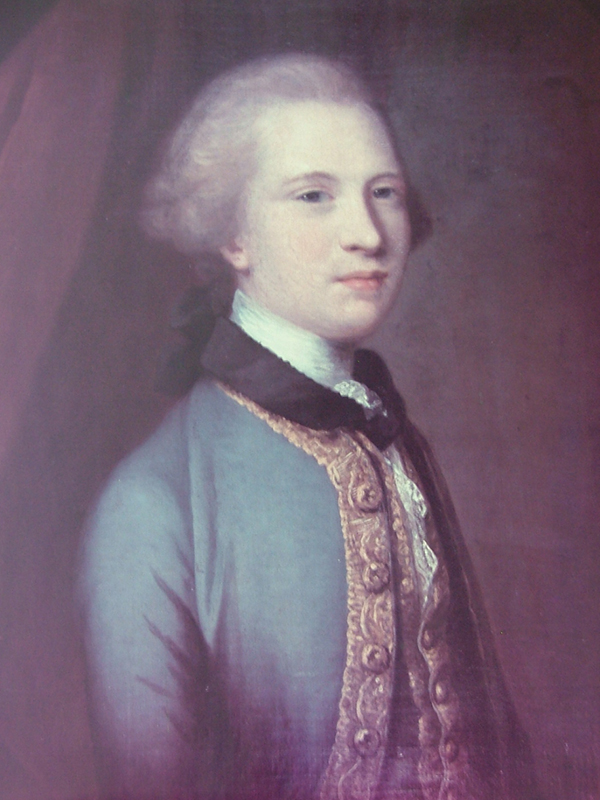 Painting of Joseph Walters by Gainsborough