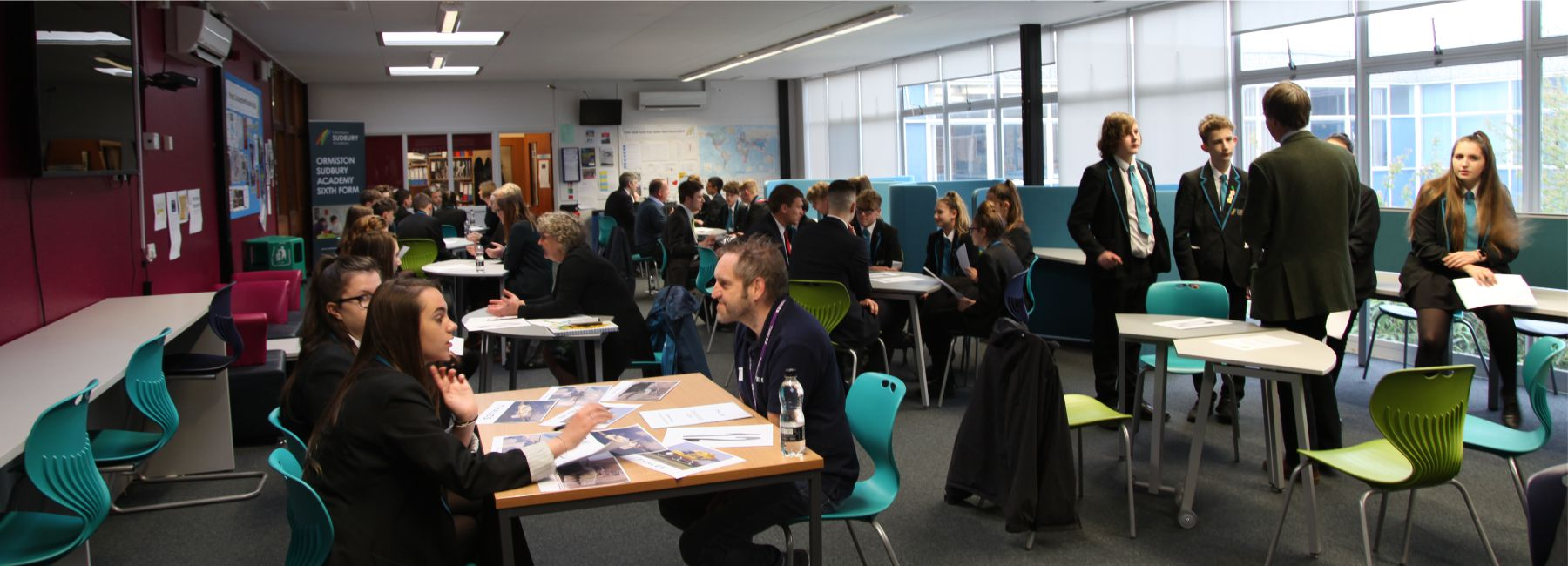 Ormiston Academy Networking Event